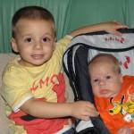 Ercsei Bence és Erik