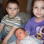 Nagy Enikő, Dániel és Norbert